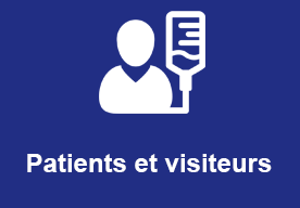 Patients et visiteurs